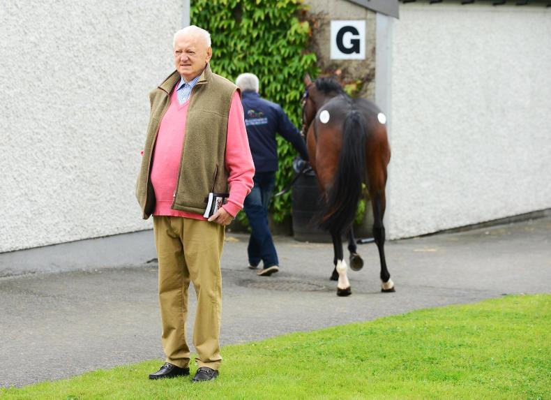Frank Barry remembered with I'll Have Another