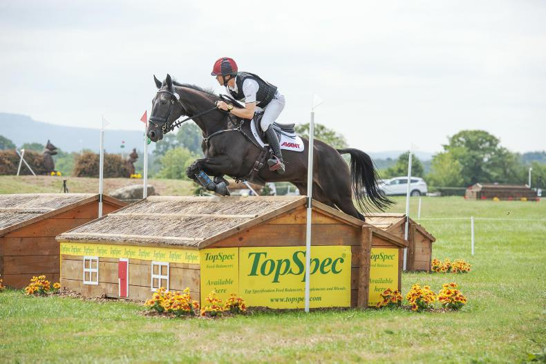 KILGUILKEY INTERNATIONAL: McNab lands two-star victory