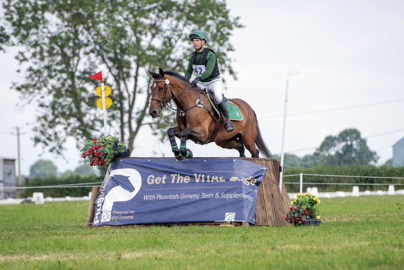 KILGUILKEY INTERNATIONAL: Sky High victory for Duffy and Gee