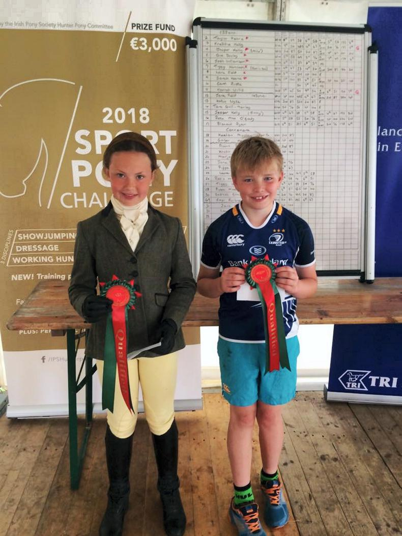 NEWS: Sports Pony Challenge concludes