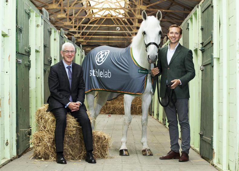 NEWS: Stablelab annouce Dublin Horse Show sponsorship