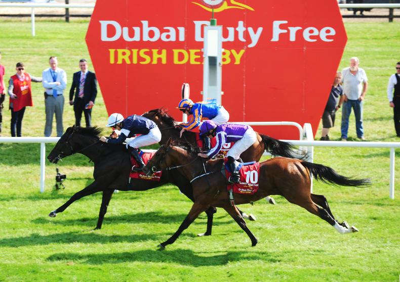 CURRAGH SATURDAY: Latrobe gives O'Brien brothers premier classic