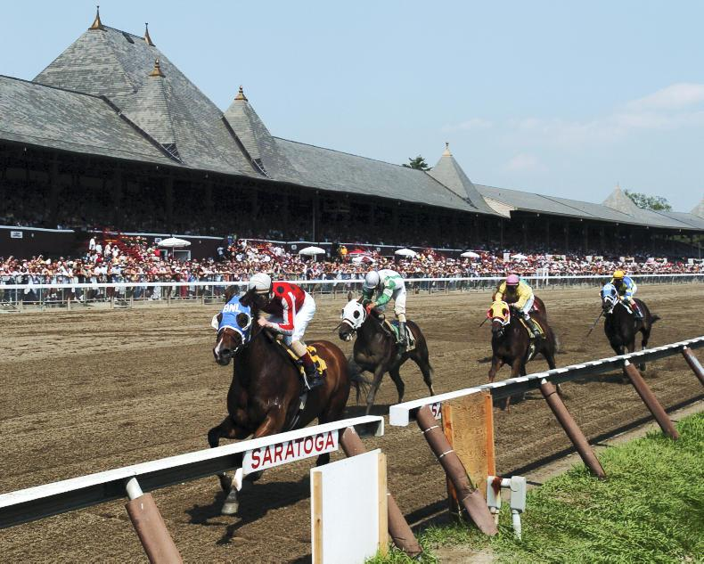 AMERICAN: Say hello to Saratoga summer