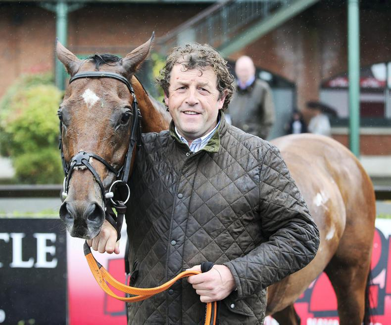 TALKING TRAINER: Ado geared towards Galway