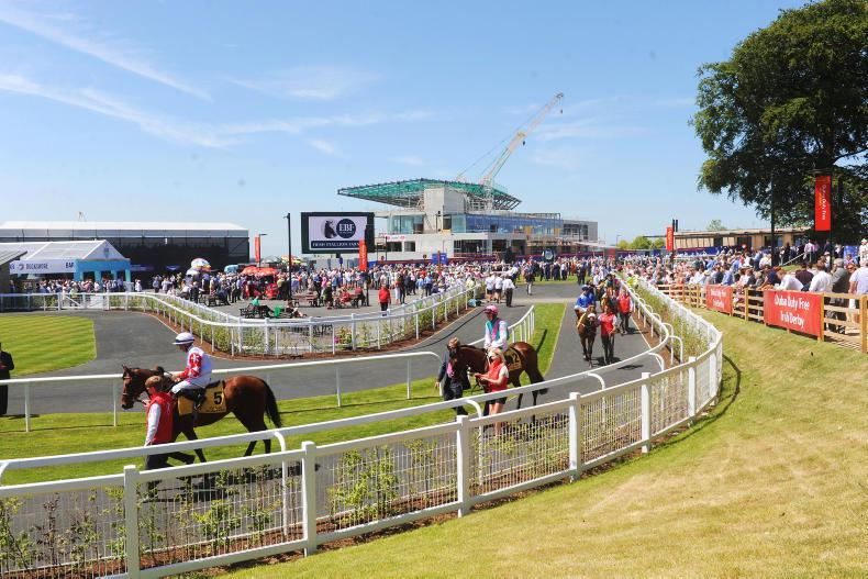 PAT HEALY: Irish Derby day, the jewel of June