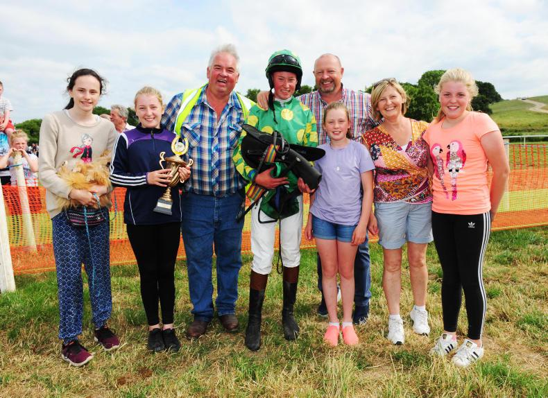 PONY RACING: Derby win for Sugrue