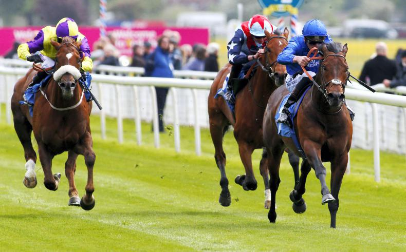Godolphin report that Harry Angel will not run in the July Cup