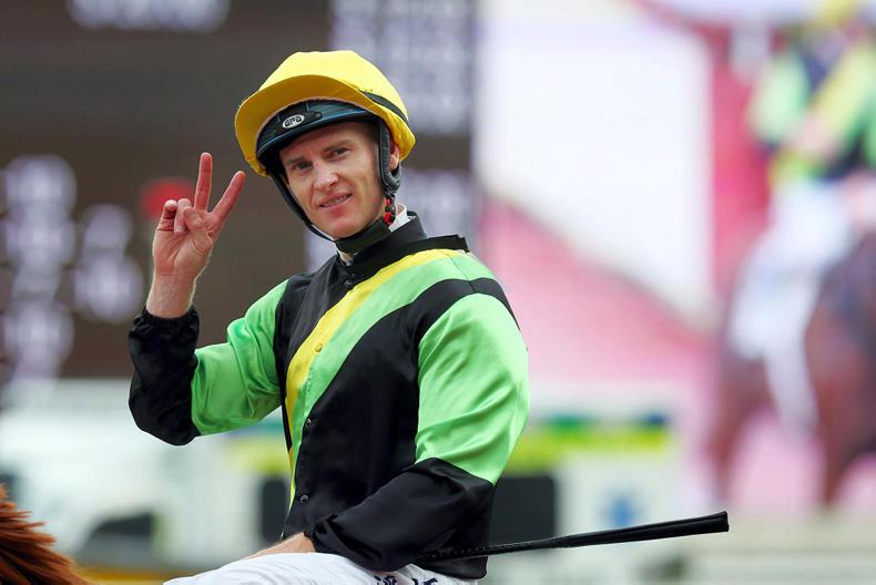 HONG KONG: Title in sight for Purton