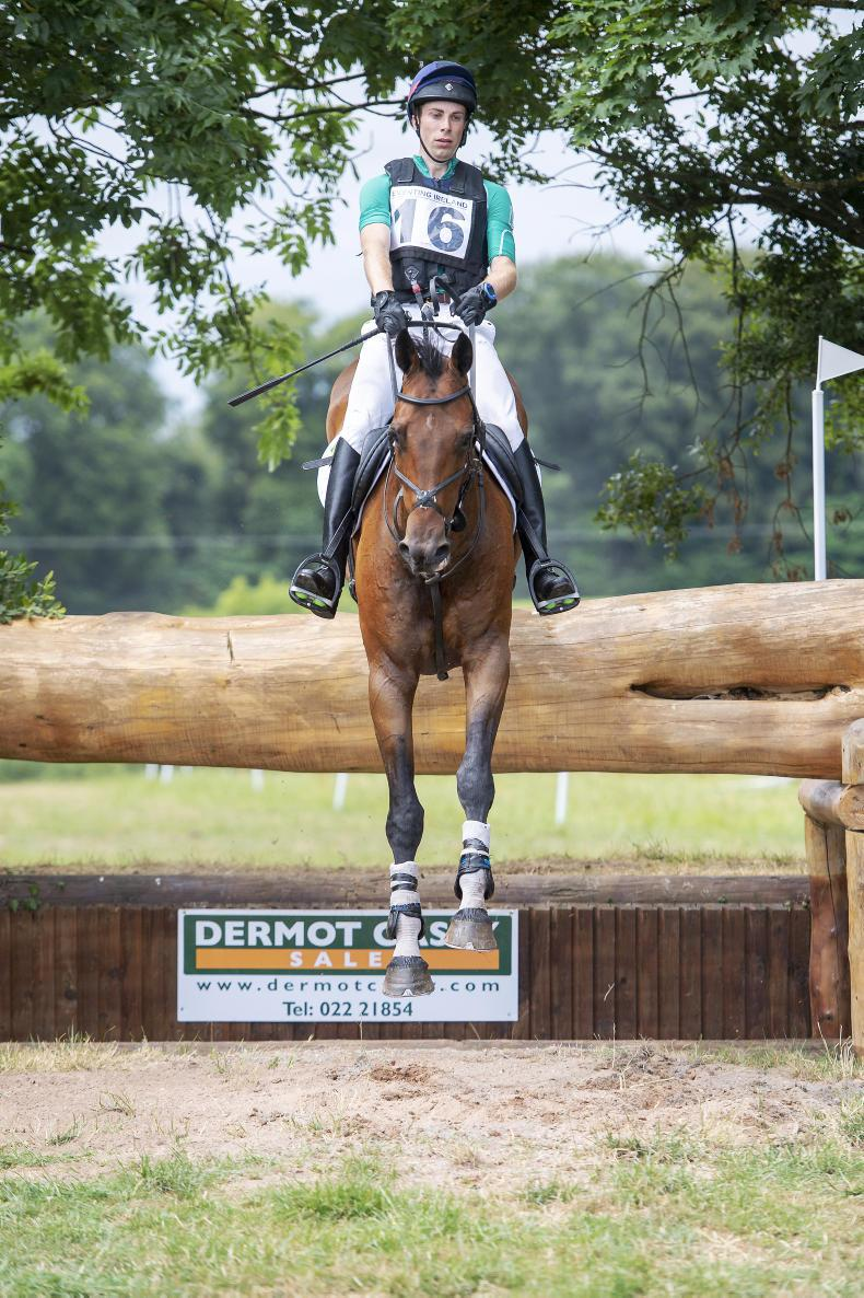 EVENTING: Ballingowan Euphoria delivers for Kearns