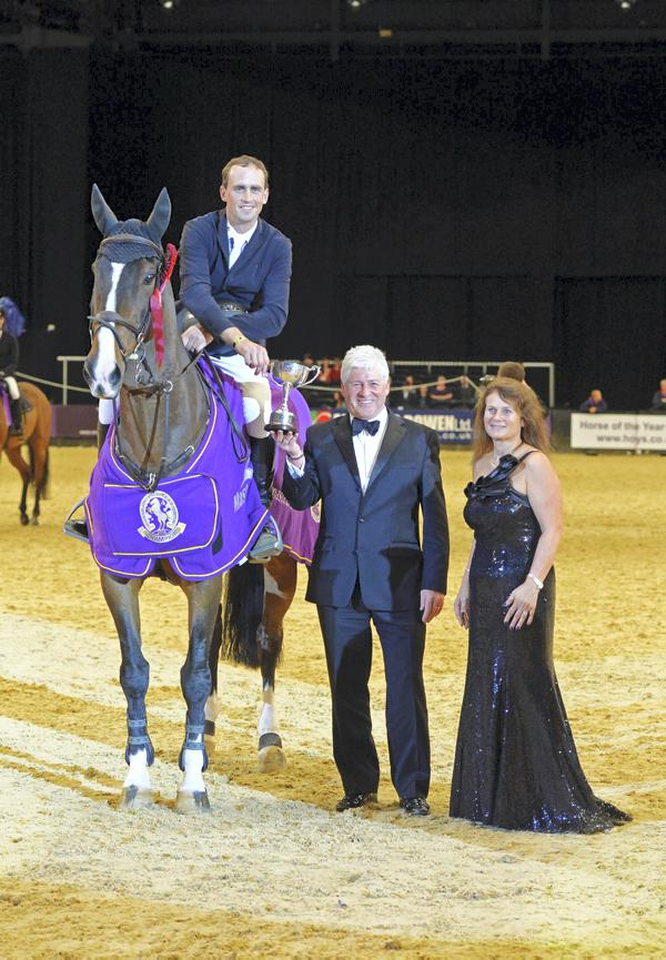 Irish riders win at HOYS and feature throughout Europe