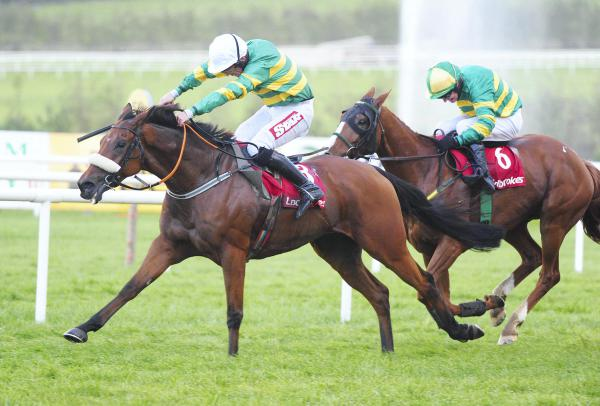 Shanpallas captures Munster National