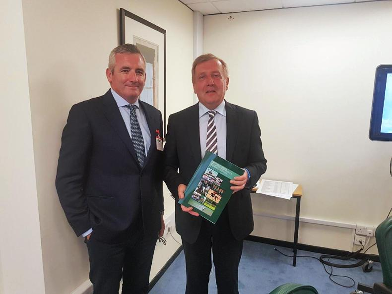 NEWS: Sport Horse Alliance group met with ministers
