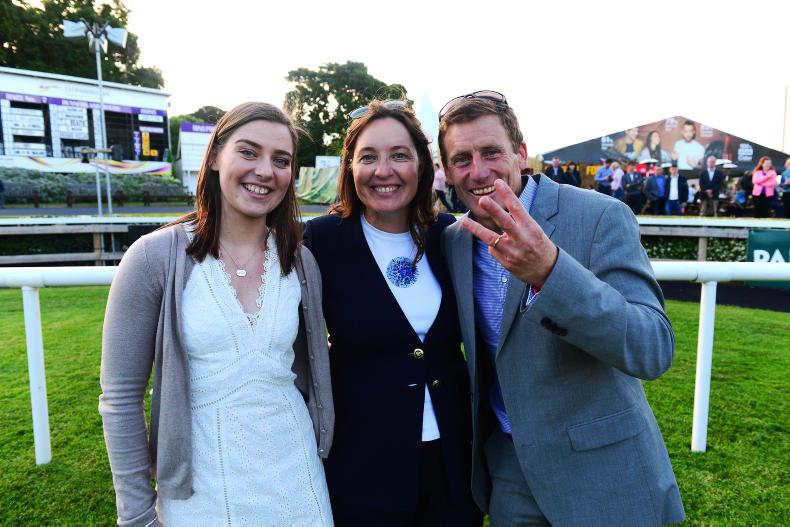 TALKING TRAINER: Johnny Murtagh on the move
