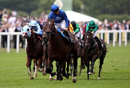 July Cup test holds no fears for Blue Point team at Newmarket