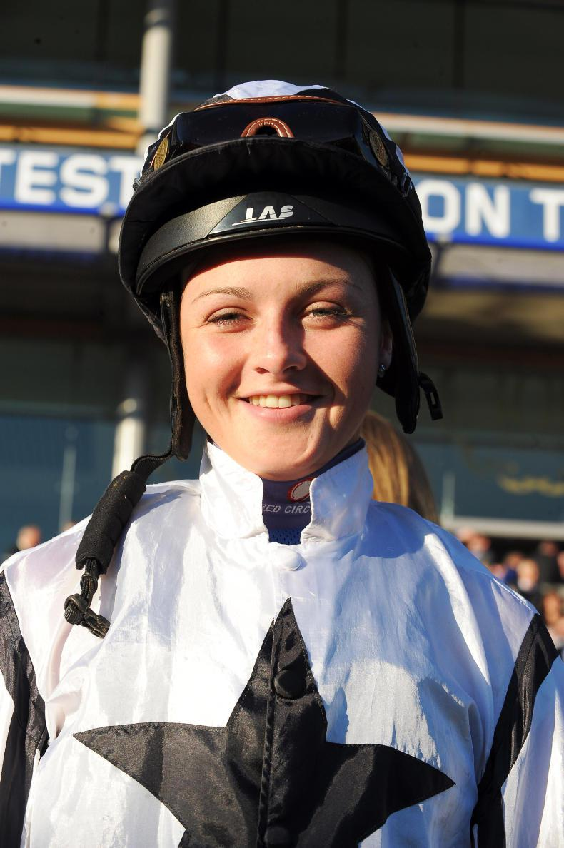 Richard Fahey pays tribute to Laura Barry following Newmarket winner