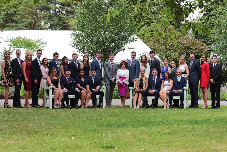 IRISH NATIONAL STUD GRADUATION : Top honours to the class of 2018