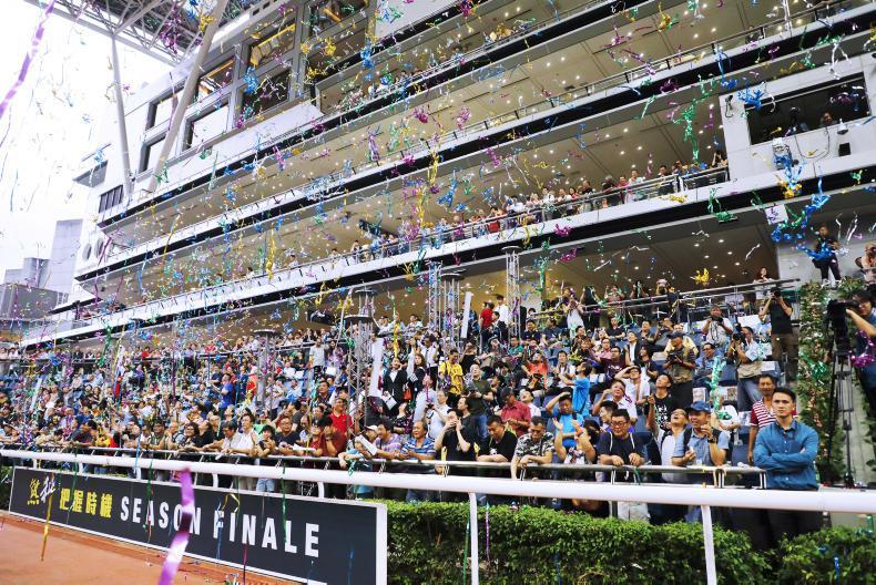 HONG KONG: Purton seals second champion jockey title