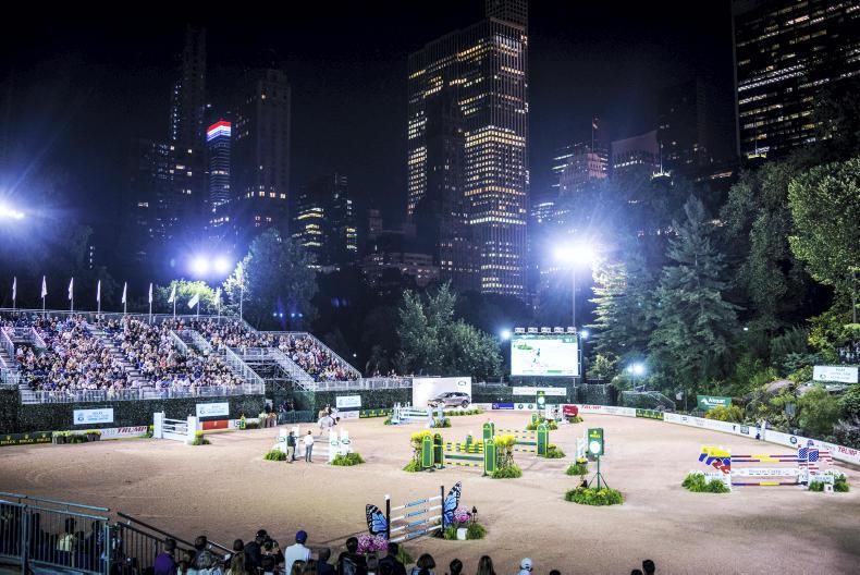 Central Park Horse Show cancelled for 2018