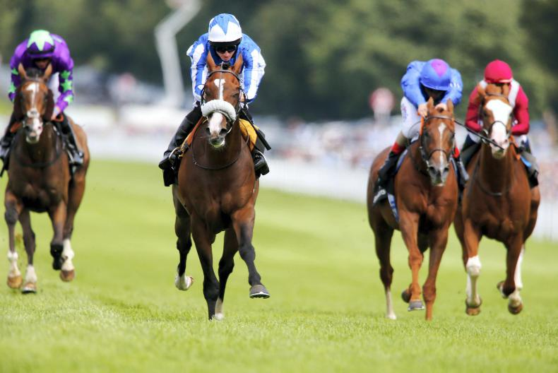 BRITAIN: Balding banks Ascot Mile