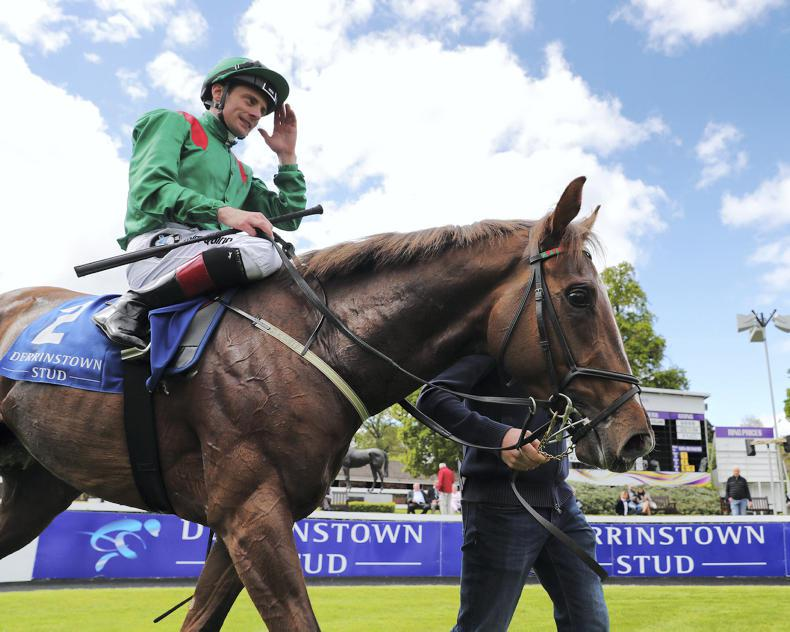 Hazapour teams up with Frankie Dettori once more in Meld Stakes