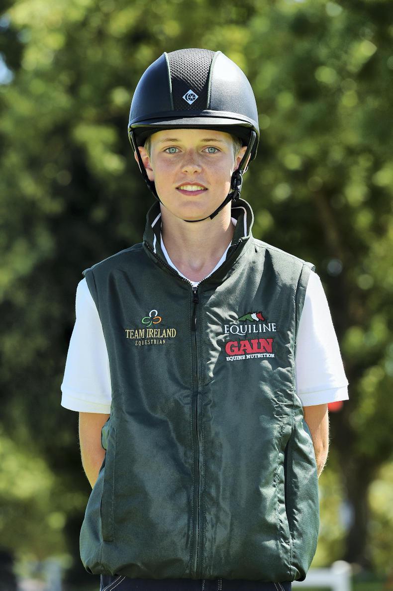 Meet the Children on Horses team