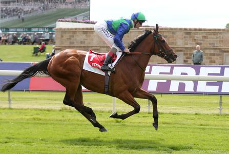 Turret Rocks floors Hazapour and company at Leopardstown