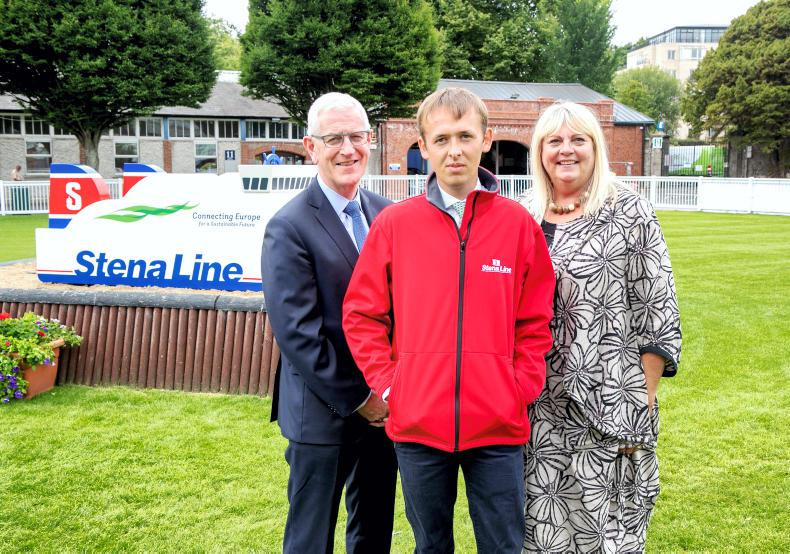 NEWS:  Stena Line at the helm as 145th Dublin Horse Show launched