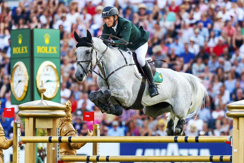 SHOW JUMPING: Ireland runners-up at electric Aachen