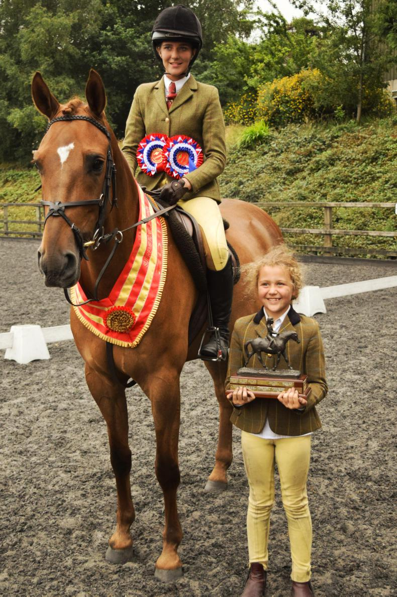 AROUND THE COUNTRY:  Spirits high at Wicklow IPS show