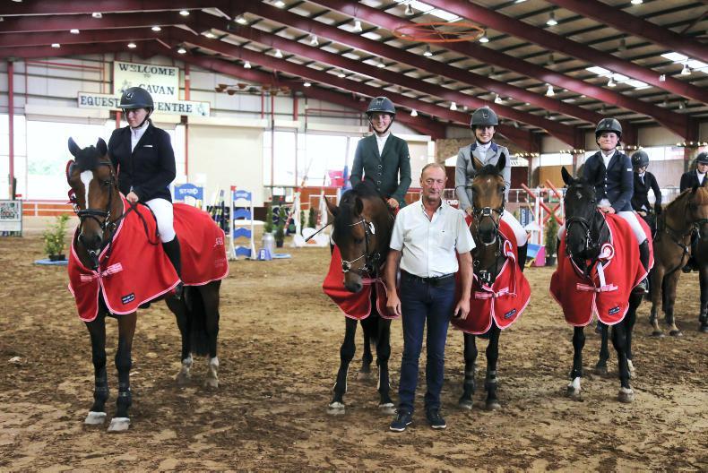 AROUND THE COUNTRY:  Hat-trick for Irish pony riders