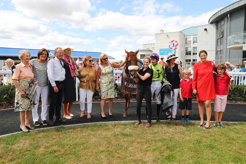 FORAN EQUINE: Racing 'sisters' in sparkling form