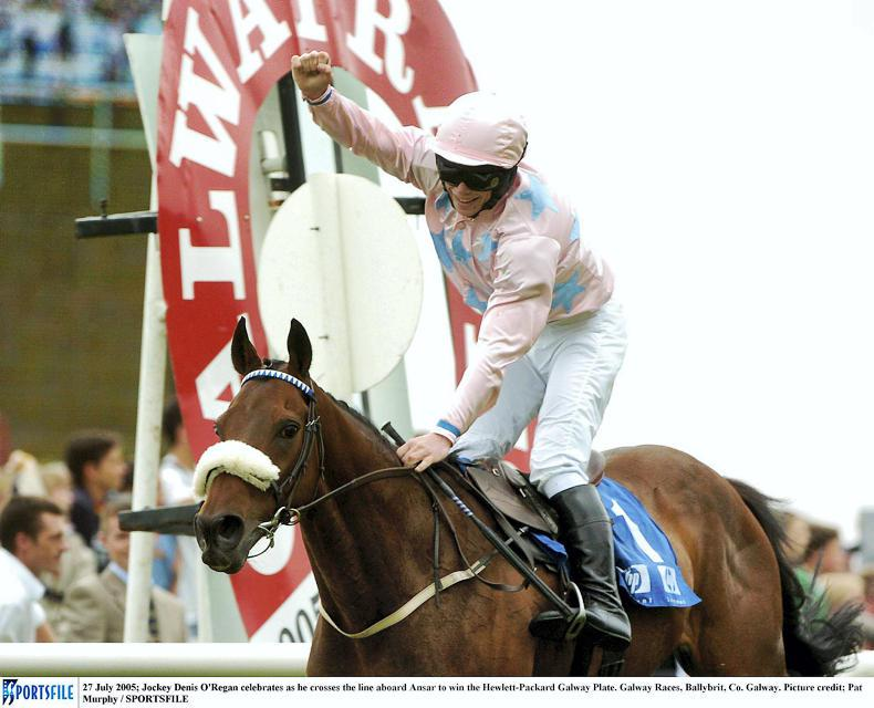 GALWAY: Was this the best  Plate winner of them all?