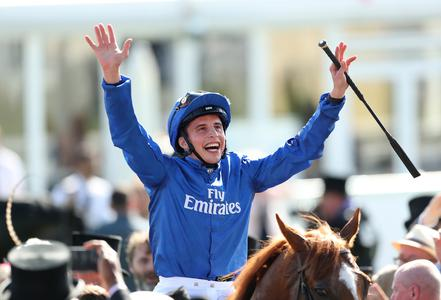 William Buick relishing chance to sparkle in King George with Crystal Ocean