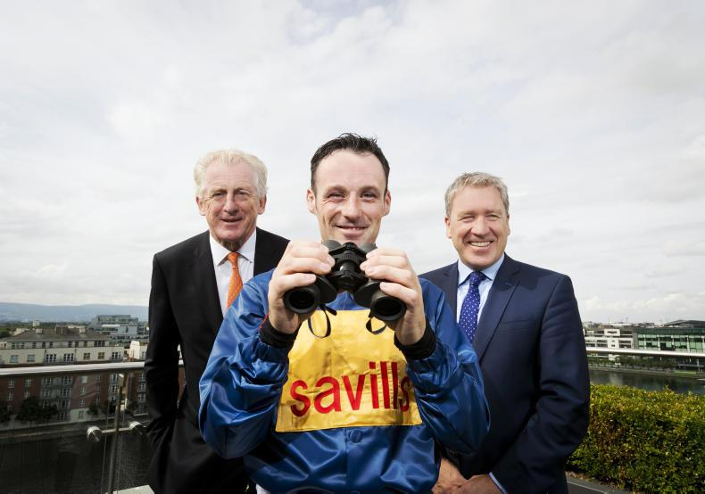NEWS: Leopardstown land Savills as Grade 1 sponsor