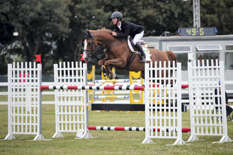 TATTERSALLS JULY SHOW: Pender victorious at Tattersalls