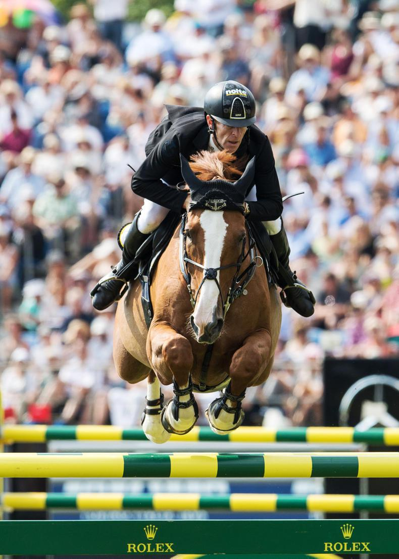 AACHEN: Marcus is the master in €1m Rolex Grand Prix