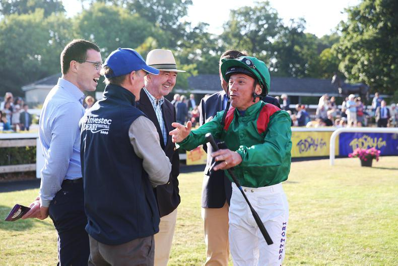 Frankie Dettori has riding ban reduced but still misses high-profile mounts
