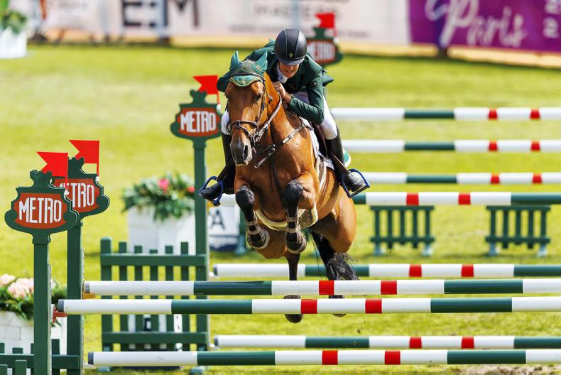 DUBLIN HORSE SHOW 2018:  Aiming for glory at the RDS