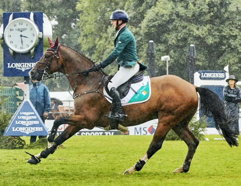 Hard fought victory for Ireland in Hickstead
