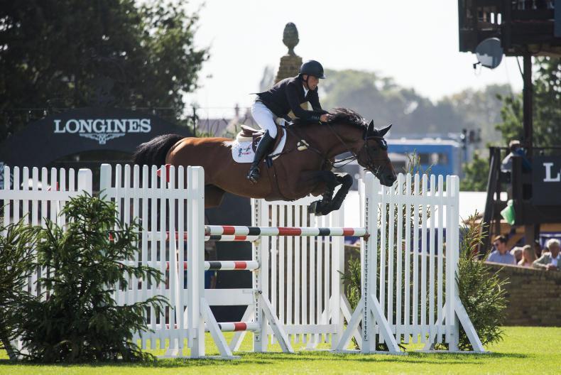 INTERNATIONAL: Breen wins on home soil