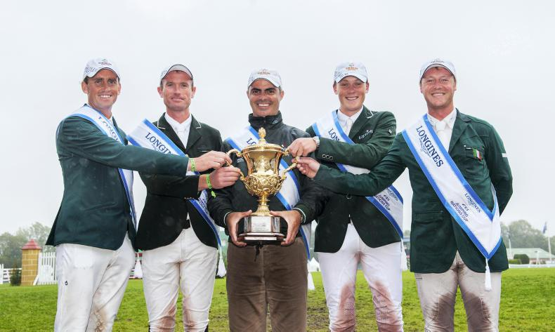 INTERNATIONAL: Epic win for Ireland in tough conditions