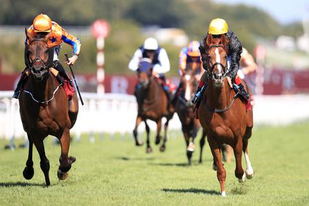 Million reasons to celebrate Goodwood Cup repeat for Stradivarius