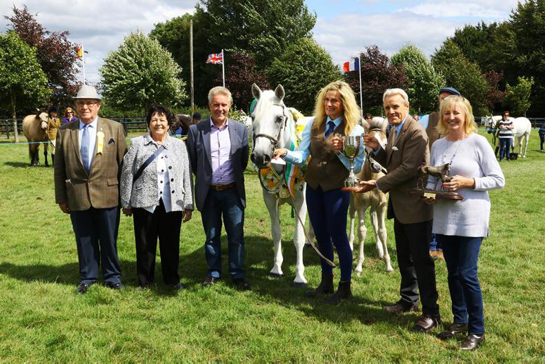 AROUND THE COUNTRY: Top ribbons for Lough Fadda Kimberely