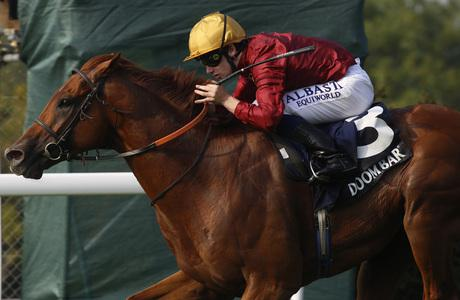 Lightning Spear strikes Group One gold in Sussex Stakes