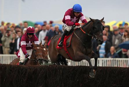 Classy Clarcam dominates for Galway Plate surprise