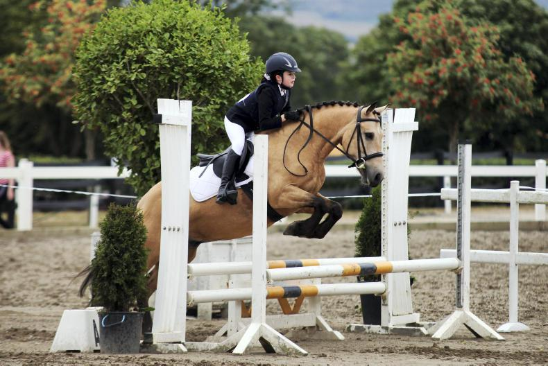 IRISH PONY CLUB:  Double comes up for Longford Legends