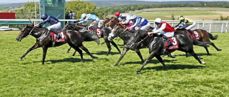 GOODWOOD THURSDAY: Land Force is game in the Richmond