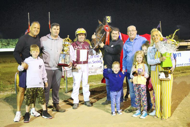 HARNESS RACING: Roche and Dunne keep on winning