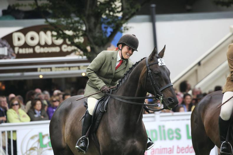 DUBLIN HORSE SHOW 2018: Un Atout out to retain RDS crown