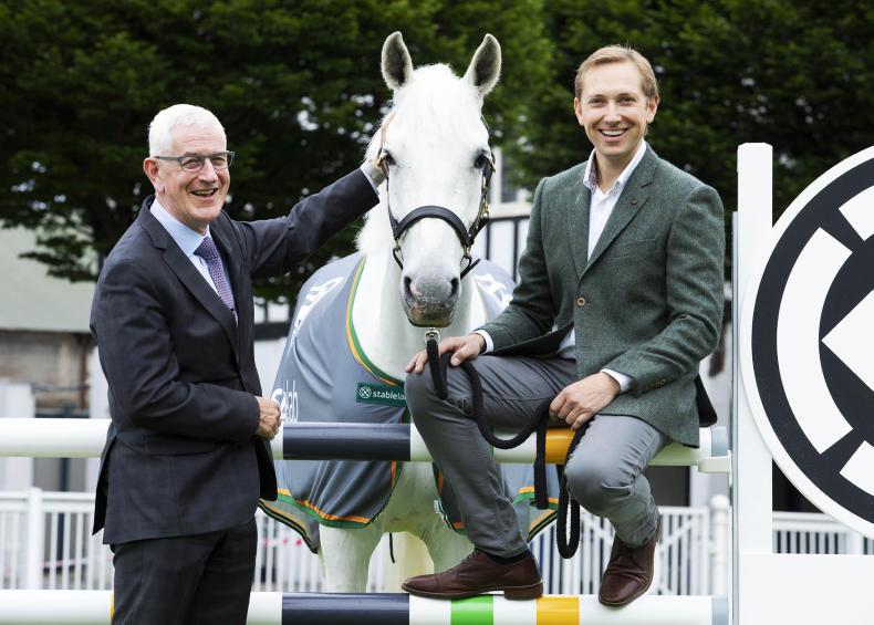 DUBLIN HORSE SHOW 2018:  Stablelab ups the Stakes
